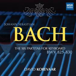 Recording the Bach Partitas