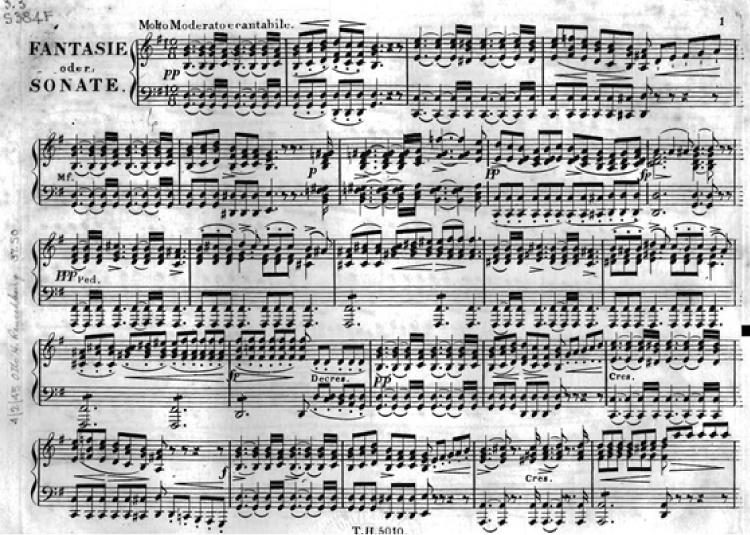 Subtleties of Schubert, Part 1