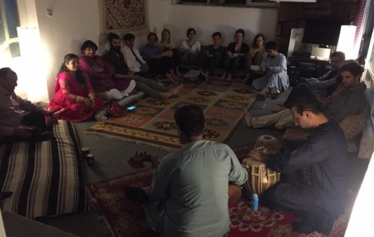 Music Party in Kabul