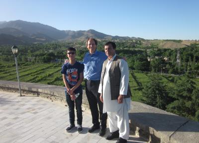 Goodbye Kabul