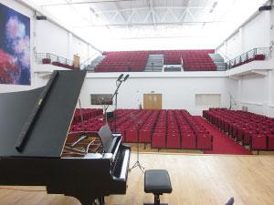 Recording Brahms